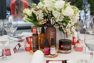Trilogy spring product launch by Bare PR